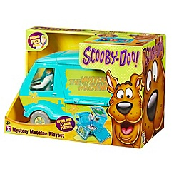 Scooby Doo - Mystery machine playset
