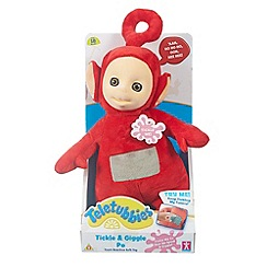 Teletubbies - Po laugh & giggle soft toy
