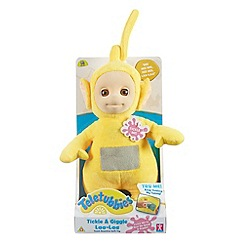 Teletubbies - Laa-laa laugh & giggle soft toy