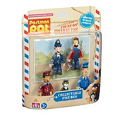 Postman Pat - 5-figure pack