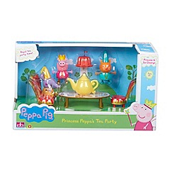 Peppa Pig - Princess palace tea party playset