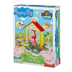 Peppa Pig - Tea party dough set