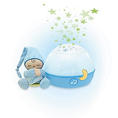 Chicco - Blue Goodnight Stars Projector