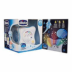 Chicco - Blue cube night projector