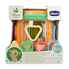 Chicco - Lion King shape sorter