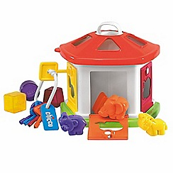 Chicco - Animal cottage shape sorter