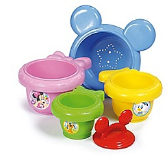 Baby Clementoni - Disney Baby Mickey Stacking Cups