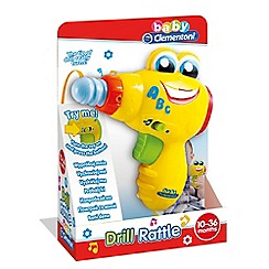 Baby Clementoni - Electronic Drill