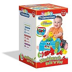 Baby Clementoni - Work Bench