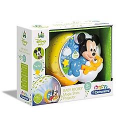Baby Clementoni - Disney Baby Mickey Projector