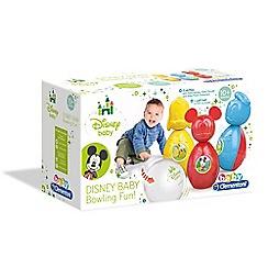 Baby Clementoni - Disney Baby Bowling Set
