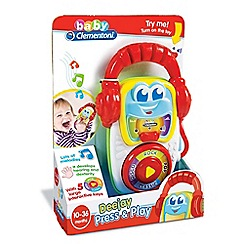 Baby Clementoni - Electronic MP3 Player