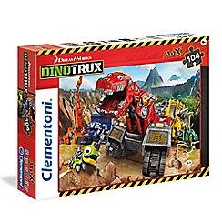 Clementoni - Dino Trux 104piece Maxi Puzzle