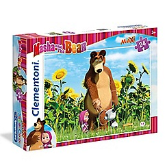 Masha and The Bear - 24piece Maxi Puzzle - Hi There!
