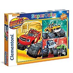 Clementoni - Blaze 3 x 48piece Puzzle