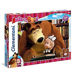 Masha and The Bear - 104piece Puzzle - Joy will fill your heart