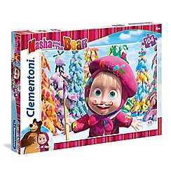 Masha and The Bear - 104piece Puzzle - I'm very good looking