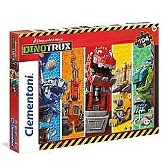 Clementoni - Dino Trux 104piece Puzzle
