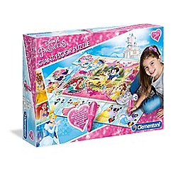 Disney Princess - Giant Interactive Puzzle Mat