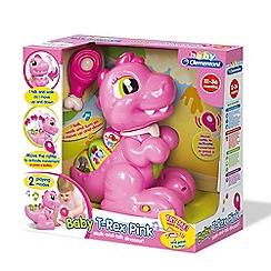 Baby Clementoni - Baby T-Rex Pink