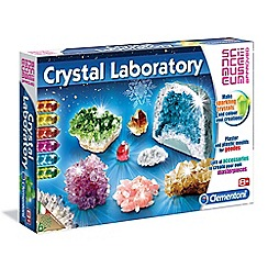 Science Museum - Crystal Laboratory
