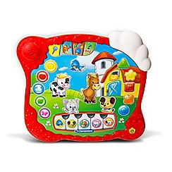 Baby Clementoni - Baby Touch Farm Pad