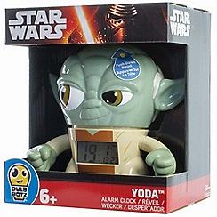 Star Wars - Star Wars Yoda Alarm Clock