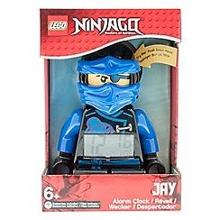 LEGO - Ninjago Sky Pirates Jay Minifigure Alarm Clock