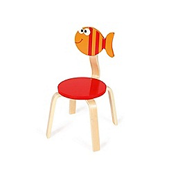 Early Learning Centre - Scratch Chair - 'Maurice'