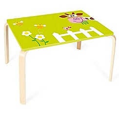 Early Learning Centre - Scratch Table - 'Marie'