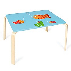 Early Learning Centre - Scratch Table - 'Maurice'