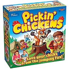 Drumond Park - Pickin' Chickens action game