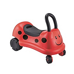 Early Learning Centre - Ladybird ride-on