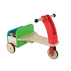 Early Learning Centre - Wooden trike