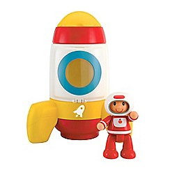 Early Learning Centre - Toy box rocket