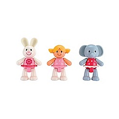 Early Learning Centre - Toy box pink set