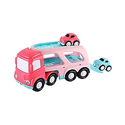 Early Learning Centre - Transporter - pink