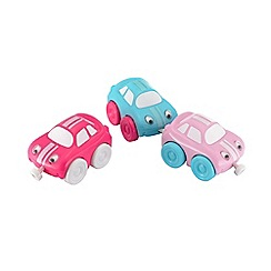 Early Learning Centre - Car trio (pink)