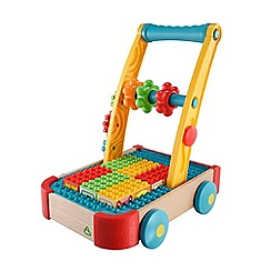 Early Learning Centre - Builder wagon walker