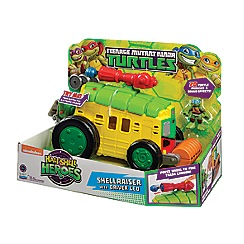 Teenage Mutant Ninja Turtles - Half-Shell Heroes Electronic Shellraiser with Leo