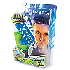 Flair - Messi Footbubbles Starter Pack Blue Socks