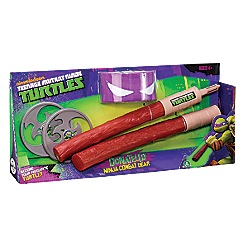 Teenage Mutant Ninja Turtles - Ninja Combat Gear Donatello