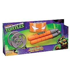 Teenage Mutant Ninja Turtles - Ninja Combat Gear Michelangelo