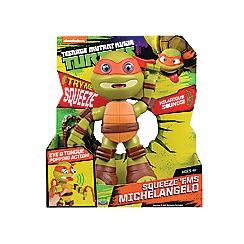 Teenage Mutant Ninja Turtles - Half-Shell Heroes Squeeze Em's Mikey