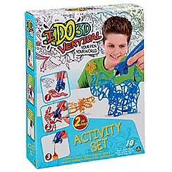 Flair - IDO3D Vertical Activity Set - Zoo Animals