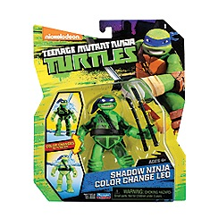 Teenage Mutant Ninja Turtles - Action Figure Colour Change Leo