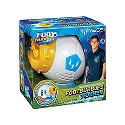 Flair - Messi Footbubbles Bubble Launcher+ 2oz Solution