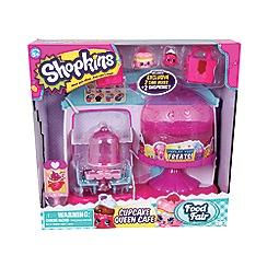 Shopkins - Cupcake Queen Cafe' Playset
