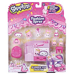 Shopkins - Fashion Deluxe Packs Wave 2 - Slumber Party Collection