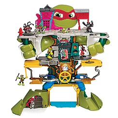 Teenage Mutant Ninja Turtles - Half-Shell Heroes Sewer Adventure Playset